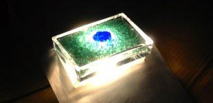 Ongebruikelijk Licht Object (130006)