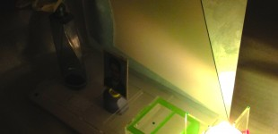 Ongebruikelijke Display. LED. (140055)