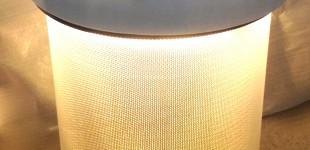 Ongebruikelijke Lamp/Tafel (140177)