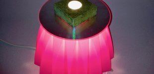 Ongebruikelijke Lamp (170517)