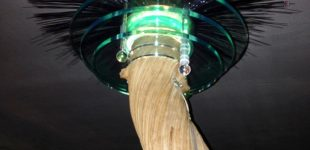 Ongebruikelijke Lamp. LED (170071)