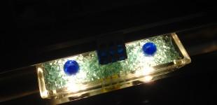 Ongebruikelijk Licht Object. LED. (130013)