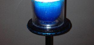 Ongebruikelijke Lamp. LED. (170547)
